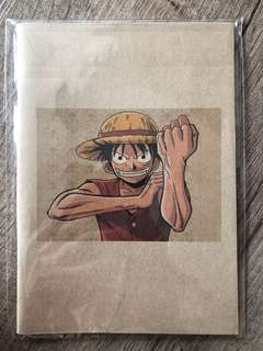 🌈Luffy Notebook!🌈