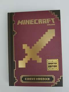 [Minecraft] Combat Handbook (Updated Edition)