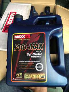 Engine Oil Maxxoil