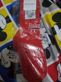 Brand new Balenciaga socks