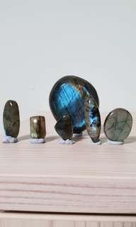 Labradorite in Set (6pcs) 拉长石