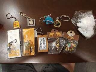 🚚 Souvenir keychains