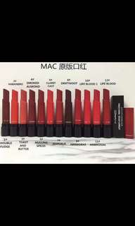Mac liptensity