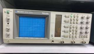 Philips 數字示波器 PM3365A Digital Oscilloscope 100MHz 100MS/s AS-IS