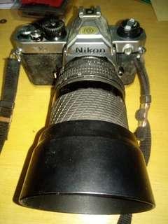 🚚 NIKON機械式單眼相機