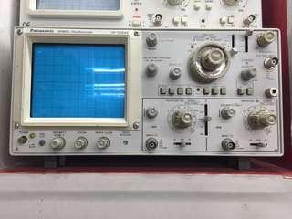 Panasonic 示波器 40MHz Oscilloscope VP-5564A