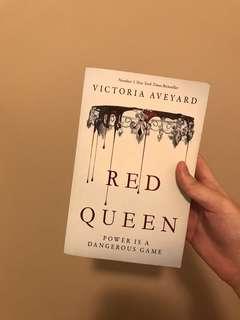 🚚 Red Queen
