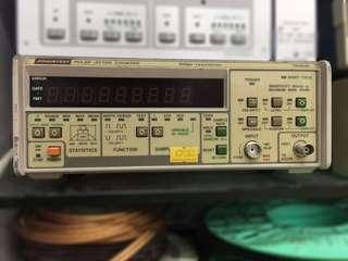 脈衝抖動計數器 ADVANTEST TR5835 PULSE JITTER COUNTER