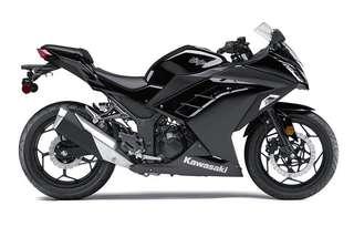 Ninja 300 2014 ABS版 極低里數