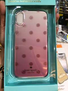 (FOR SURE BUYERS ONLY) ORIGINAL KATE SPADE FOR IPHONE X