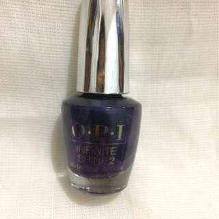 "PRELOVED KUTEK Rp 100k OPI INFINITE SHINE ""RUSSIAN NAVY"""