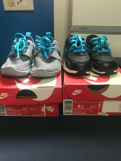 Nike Airmax toddler shoes