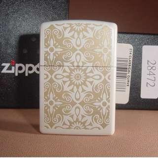 美國ZiPPO打火機 28472 Classical Curve