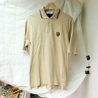 🇬🇧 古著 / Burberry LOGO POLO 衫 vintage 騎士logo