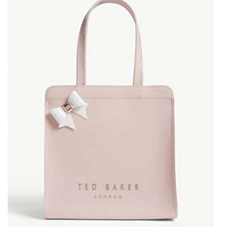 TED BAKER Bricon small floral icon tote