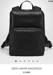 Bottega Veneta brand new backpack