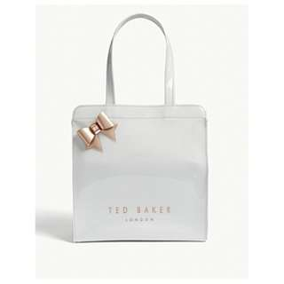 TED BAKER Cleocon small bow tote bag