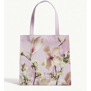 TED BAKER Avscon small floral icon tote