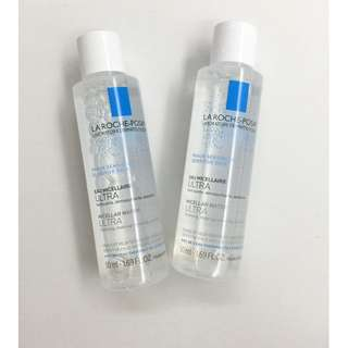 La Roche Posay Micellar Water For Sensitive Skin 50 ml