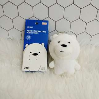 Pore Pack We Bare Bear