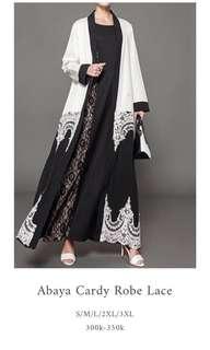 Abaya Gamis Dubai Style