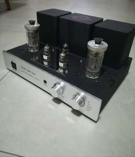 Analog Audio Labs A213 Fui Tube Integrated Amplifier