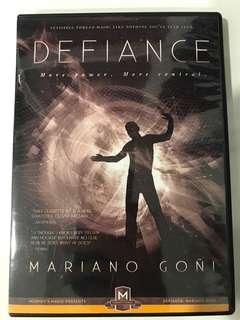 Defiance - Mariano Goni Levitating magic trick