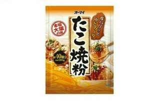 🚚 NIPPON日本製粉オーマイ章魚燒粉 200g
