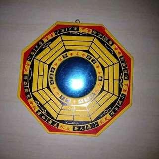 Ba Gua / Patkua Mirror (8 Symbol) Fengshui