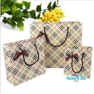 🚚 🔥高檔禮物盒包裝❤️尊貴 典雅 大方 格子 緞帶 菱紋 多款造型 送禮物首選 大款