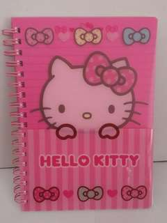 [Brand New] Hello Kitty Notebook