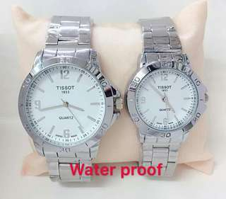 Waterproof Couple Watch