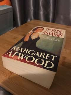 Margaret Atwood's The Bind Assassin