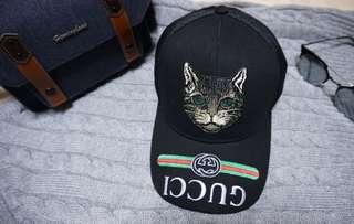 🚚 Gucci Cap Style: GG Cat Mystic Baseball hat