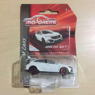 Majorette Premium Cars Honda Civic Type R