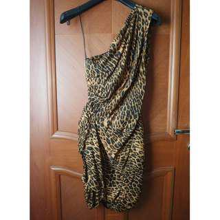 River Island Leopard Dress