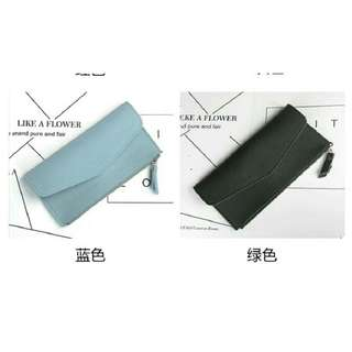 Slim wallet for woman