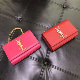 SAINT LAURENT YSL mini kate