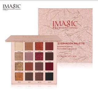 Imagic Eyeshadow 16 colors palette