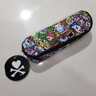 BNWT Tokidoki Pencil Case