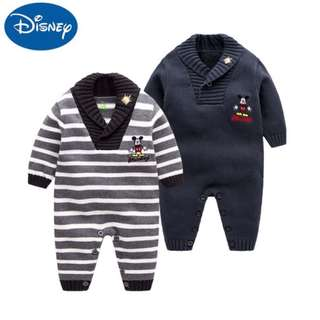 Disney baby clothes newborn knit cotton