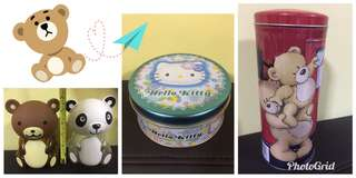 [USED] Coin Bank/ Container