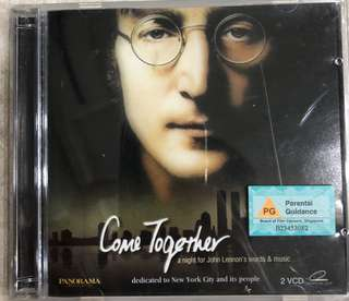John Lennon - Come Together (CD ALBUM)