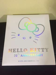 [NEW] Hello Kitty 35th Anniversary Charm