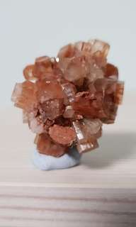 Aragonite Crystal from Morocco 文石水晶(摩洛哥)