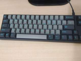 Leopold FC660M PD Mechanical Keyboard 器械键盘