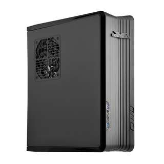 SILVERSTONE SST-RVZ01B-E Mini-ITX Desktop Casing