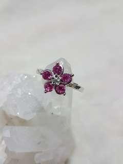 ⭐Ring (Pink Topaz*粉红托帕石)