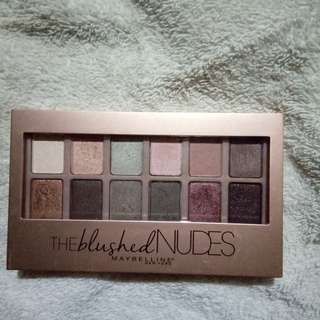 Maybelline Blushed Nudes
