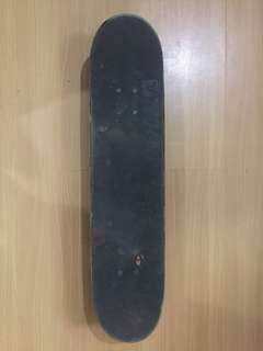 "ENJOI Pro Skateboard Set - Rasta Panda 7.5"" (Rodney Mullen US Brand)"